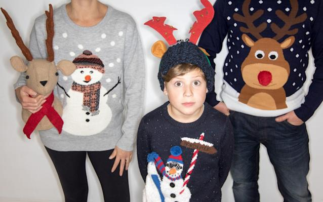 The best Christmas jumpers for under £20 – for men, women and little ones - Moment RF