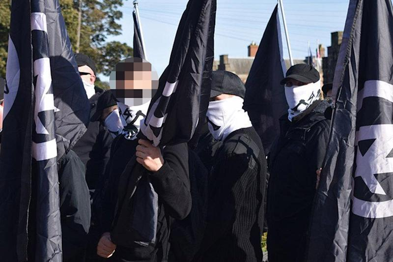 Far-right group: National Action (file photo): National Action