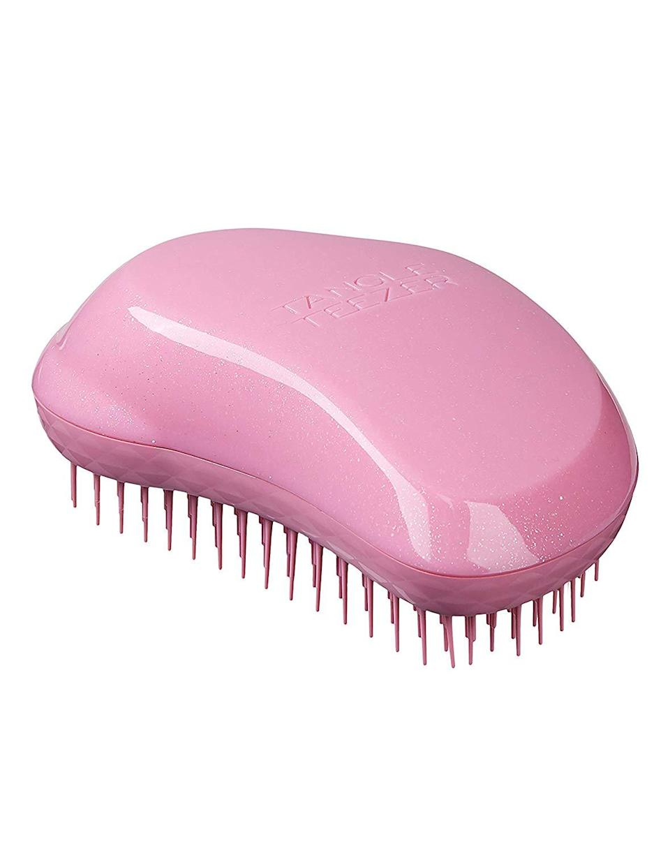 """<h3>Tangle Teezer The Original</h3><br><br>The OG tangle-taming brush is one of the most recognizable beauty tools, bar none. Knots, see you never!<br><br><strong>Tangle Teezer</strong> The Original, Wet or Dry Detangling Hairbrush, $, available at <a href=""""https://amzn.to/34rMcp6"""" rel=""""nofollow noopener"""" target=""""_blank"""" data-ylk=""""slk:Amazon"""" class=""""link rapid-noclick-resp"""">Amazon</a>"""