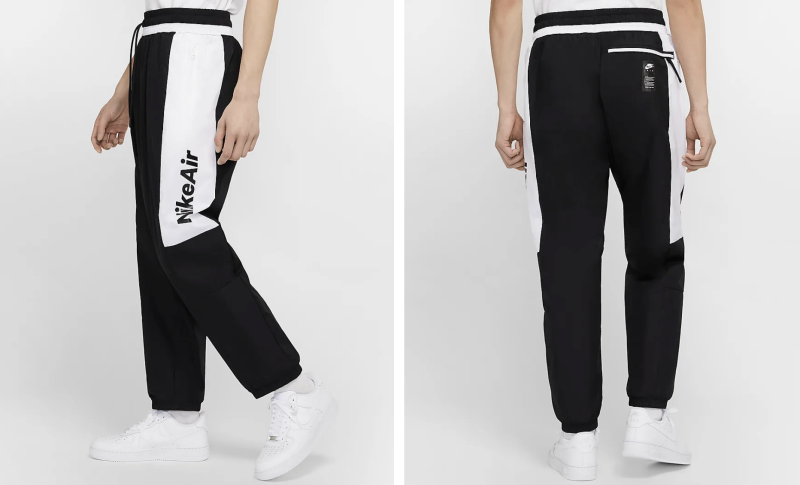 Nike woven trousers. (PHOTO: Nike)