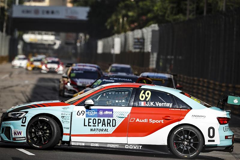 WRT Audi to withdraw from WTCR grid