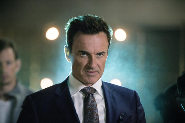 Julian McMahon as Jonah (Photo: Greg Lewis/Hulu)