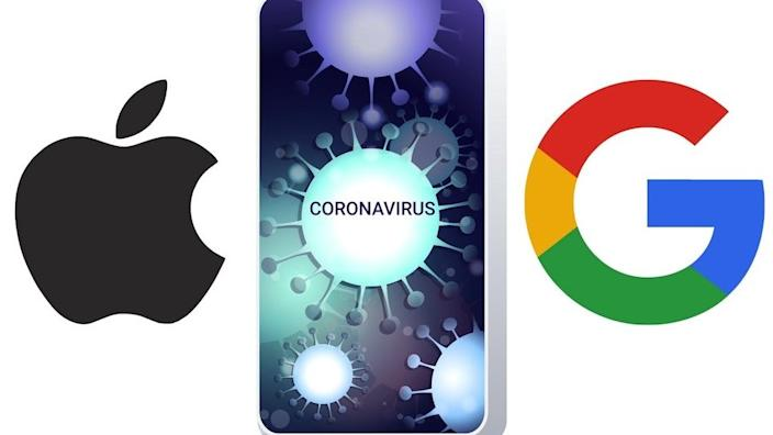 Coronavirus: Apple and Google to partner for contact tracing technology