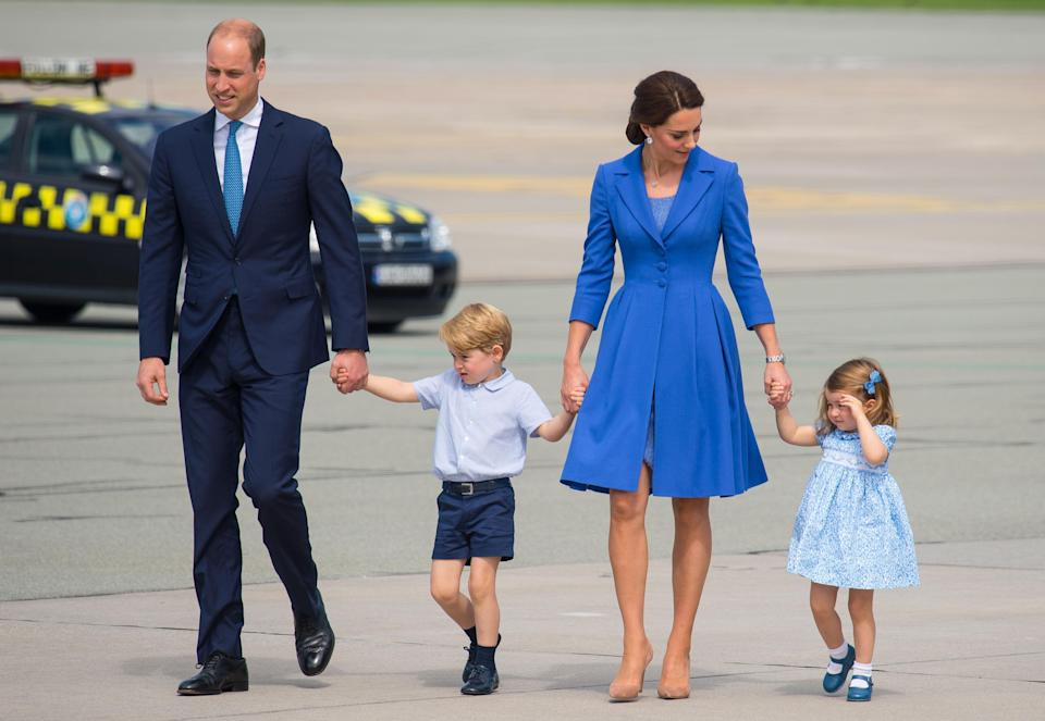 A family planning organisation has urged the royal family not to have more kids [Photo: PA]