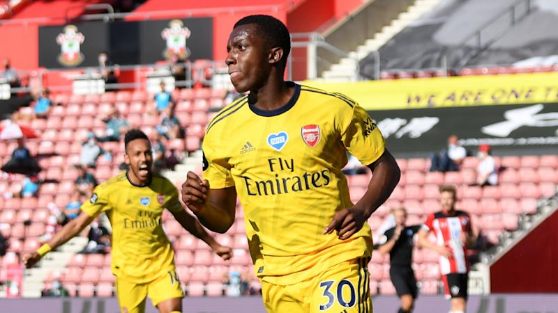 Ghana FA delivers new update on Arsenal's Eddie Nketiah interest after latest exchange