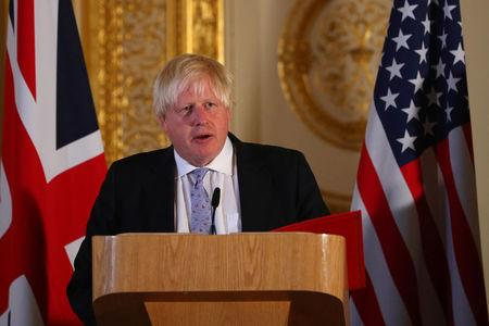 Brexit: Boris Johnson 'back-seat driving' over Brexit, says Rudd
