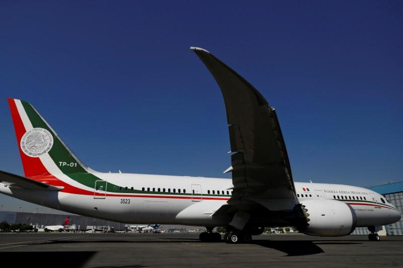 Can't sell your presidential plane? Mexico mulls raffle instead