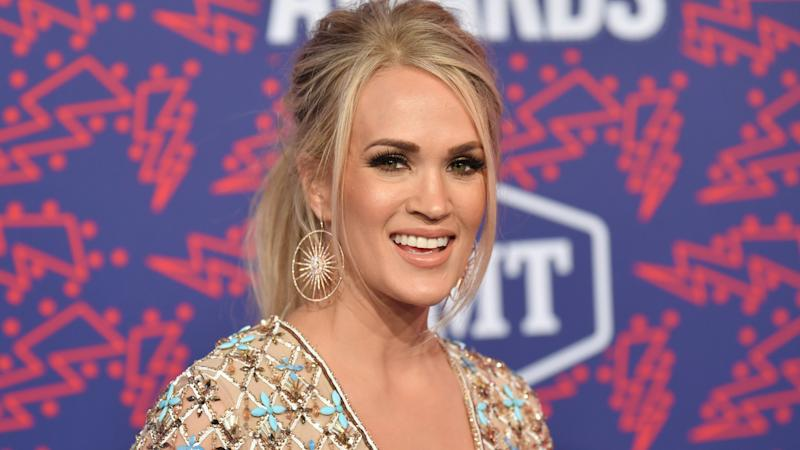 Carrie Underwoods son guesses her age leaving fans in fits of laughter