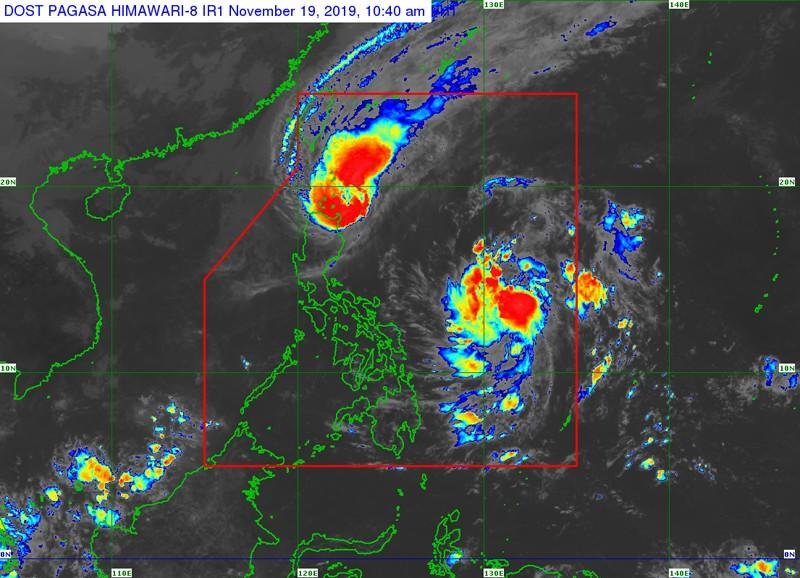 'Ramon' remains almost stationary; signal no. 3 raised over parts of Luzon