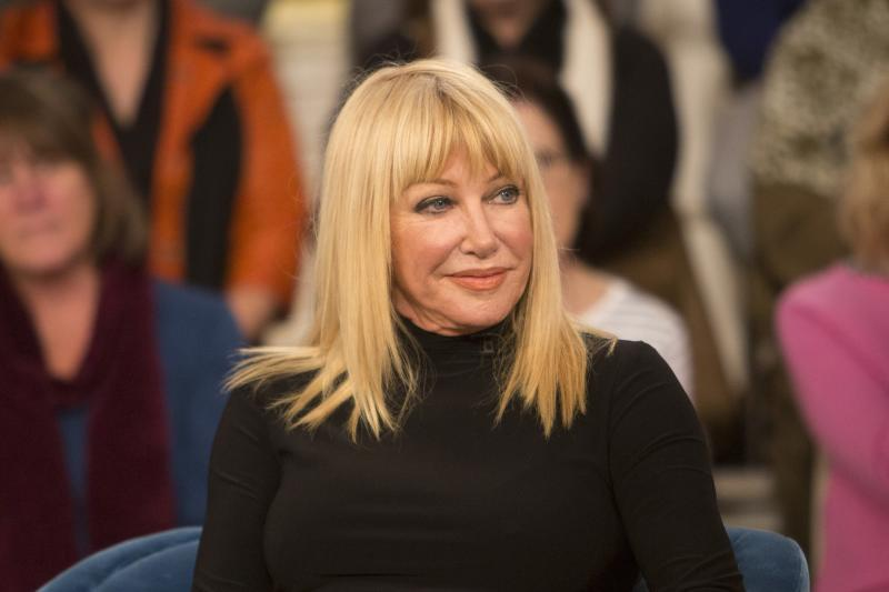 Suzanne Somers Celebrated Her 73rd Birthday by Sharing a Nude Photo