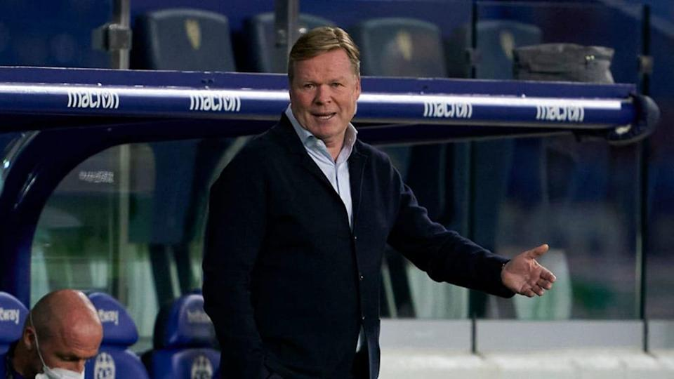 Koeman | Quality Sport Images/Getty Images