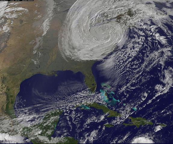 California Also Worries About Extreme Storms After Sandy