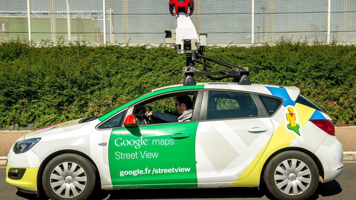 Cars Google Street View Officially Launched - Berkshireregion