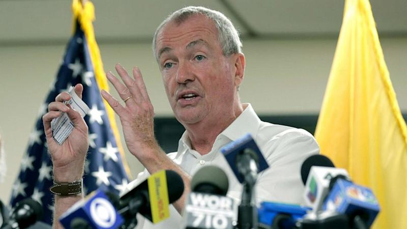 Explosives Found Along NJ Parade Route Gov. Murphy Was Scheduled to Attend