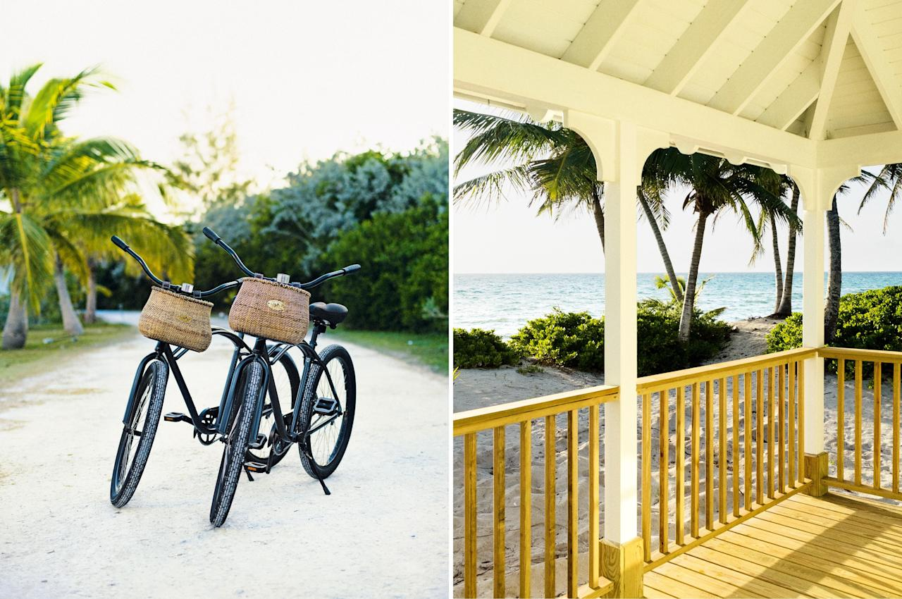 """Private-island retreat <a href=""""https://www.cntraveler.com/hotels/bahamas/andros/kamalame-cay?mbid=synd_yahoo_rss"""">Kamalame Cay</a> will debut new beachside bungalows in January; owners David and Michael King-Hew are kick-starting a new regional <a href=""""https://www.cntraveler.com/galleries/2014-11-10/america-s-best-airlines-readers-choice-survey-2014?mbid=synd_yahoo_rss"""">airline</a>, Coco Bahama Seaplanes, as well, with a pair of factory-fresh Cessnas. Nearby on underdeveloped Andros, there's movement too. The large, less-explored isle has deep-blue swimming holes, tons of bonefishing, and wetlands ripe for exploration. This month Canadian entrepreneurs Bryan and Sarah Baeumler tap into its magic with <a href=""""https://fave.co/2pmWI0A"""" rel=""""nofollow"""">Caerula Mar Club</a>, the island's first new property in nearly 20 years. Sprawled along 10 acres of oceanfront, the hotel's 18 cream-colored suites and six private villas (22, eventually) offer a workup of an abandoned midcentury retreat, suggesting Andros may be the spot to watch for in 2020."""