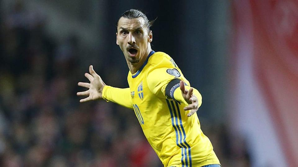 Ibrahimovic   Jean Catuffe/Getty Images