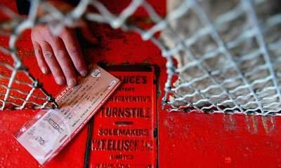 Football Fans Demand £20 Cap On Away Tickets