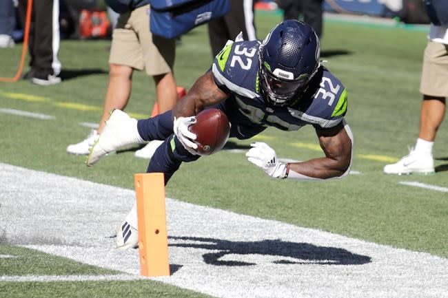 Seahawks' Carson thankful injury vs. Cowboys wasn't serious