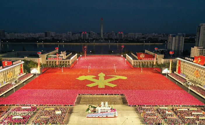Image: NKOREA-POLITICS-ANNIVERSARY (- / AFP - Getty Images)