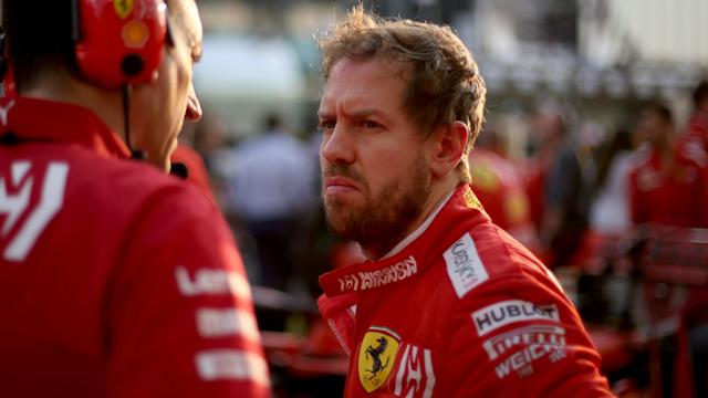 With Charles Leclerc tied down and other teams looking stable, David Coulthard believes Ferrari represent Sebastian Vettel's only option.