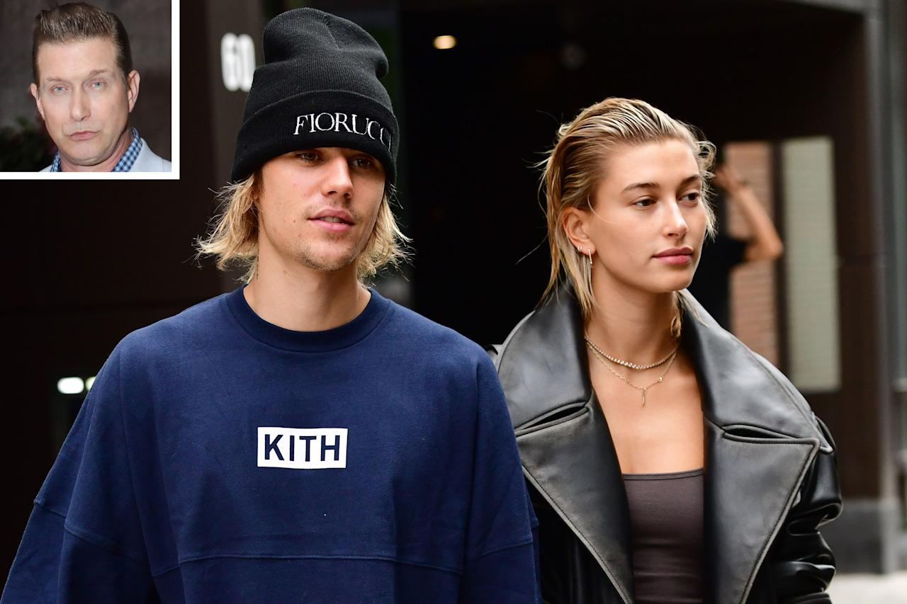 """The actor and father of model Hailey Baldwin told <a href=""""https://www.tmz.com/2019/08/31/justin-bieber-hailey-ceremony-god-religious-stephen-baldwin/"""">TMZ</a> in August 2019 why it was important for<a href=""""https://people.com/style/justin-bieber-hailey-baldwin-wedding-rings/""""> Hailey and new son-in-law Justin Bieber</a> to have their <a href=""""https://people.com/music/hailey-baldwin-justin-bieber-second-wedding-stephen-baldwin/"""">religious second wedding</a>.  """"I just think that as Christians and as believers they understand that if you don't have the God's spirit working in your marriage it just makes it more and more difficult to make it work and have peace and find happiness,"""" he told the outlet.  """"Weddings and marriage are supposed to be a holy commitment, one onto another,"""" he added."""