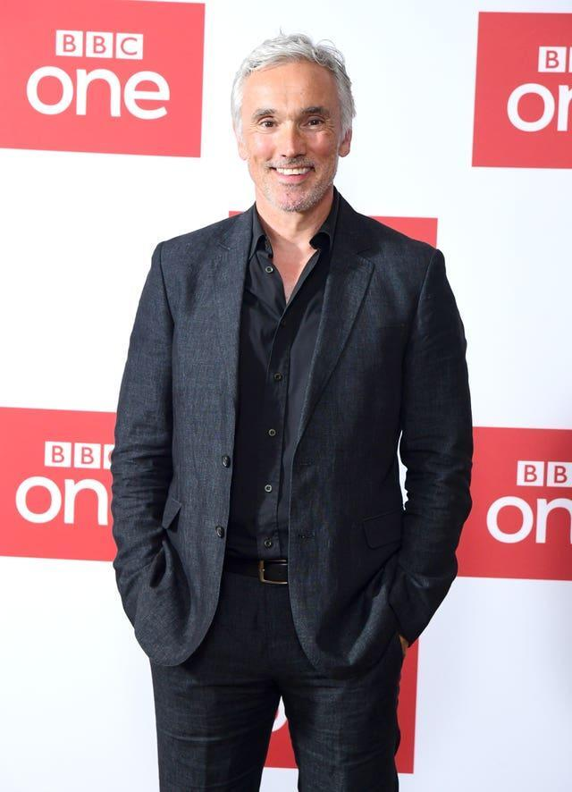 Photocall for new BBC drama The Capture