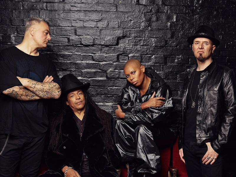 """Skunk Anansie: 'Every black woman with an opinion is an """"angry black woman"""" – that is how they are portrayed'"""