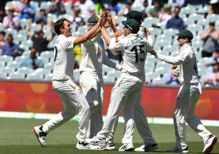 Josh Hazlewood and Pat Cummins produced a bowling masterclass against India