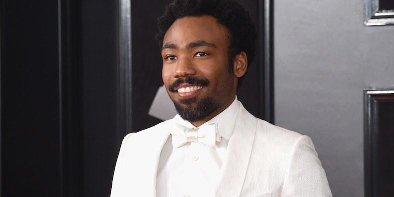 """Donald Glover's Surprise Is Ruined in New """"SNL"""" Promo: Watch"""