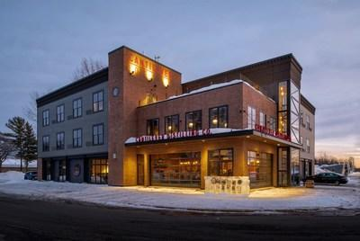 Cantilever Hotel, a Trademark Collection by Wyndham hotel in Ranier, Minn., is one of the newest hotels to join the Wyndham portfolio.