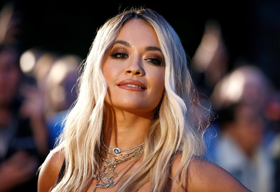 Singer Rita Ora (Photo: Henry Nicholls / Reuters)