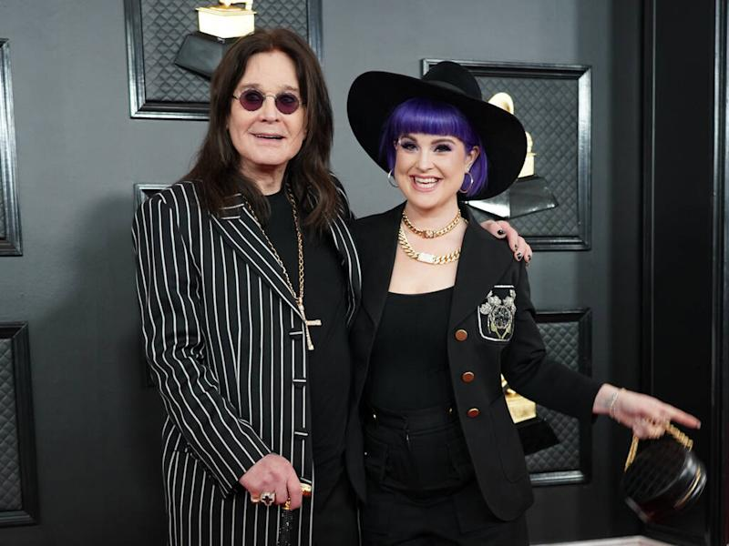 Ozzy Osbourne was first diagnosed with Parkinson's disease in 2003