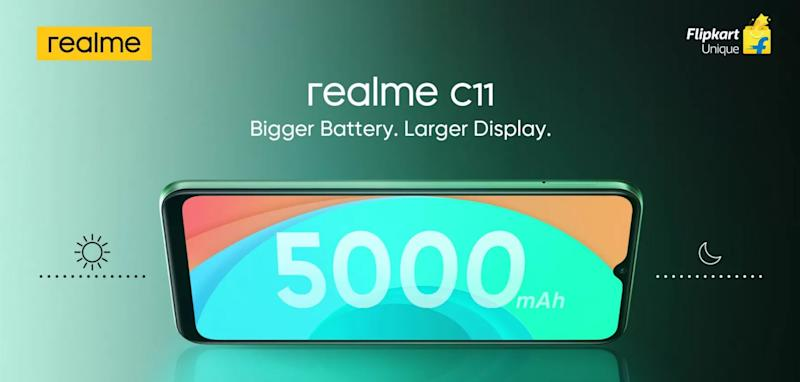 Realme C11 Launching Today in India