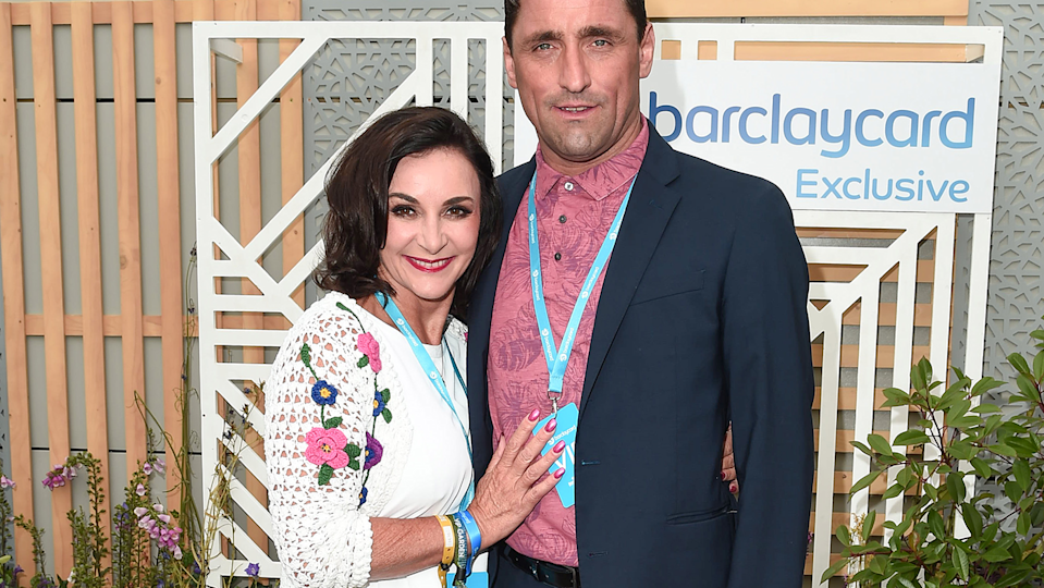 Shirley says that boyfriend Danny Thomas has helped to improve her self-esteem (Image: Getty Images)