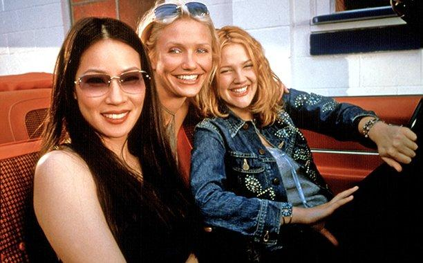 Which of Charlie's Angels are you?