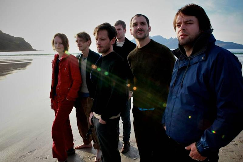 Fine form: British Sea Power are back with another stellar album