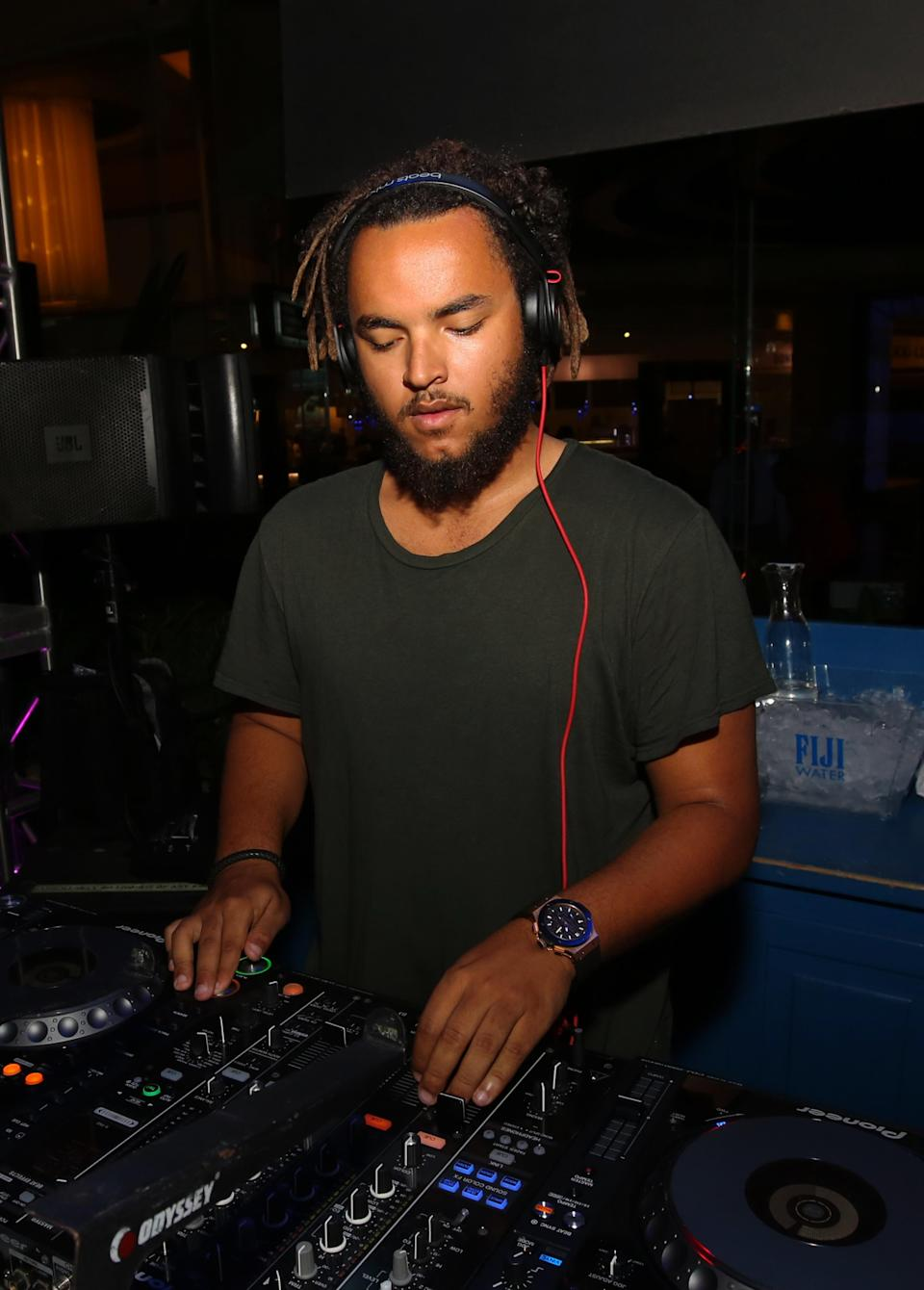 Is DJ Connor Cruise, pictured here in February 2016, a thing of the past? (Photo: Getty Images)