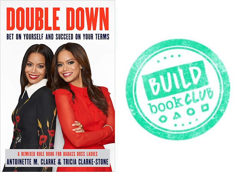 Double Down: Bet on Yourself and Succeed on Your Terms is a Build Book Club Pick. (Photo: Amazon)