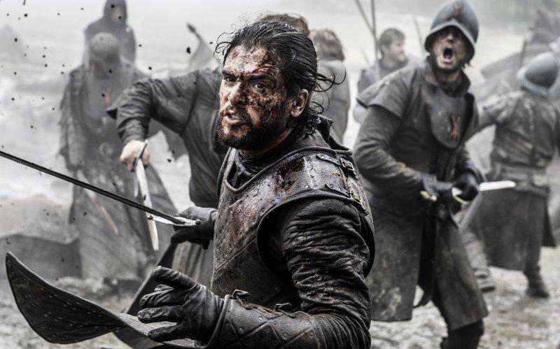 """This GIF of Jon Snow's rubber sword on """"Game of Thrones"""" will ruin you for life"""