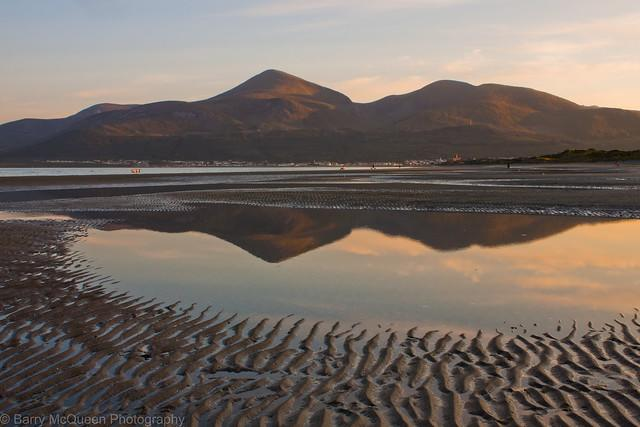 Late Summer Evening Mournes