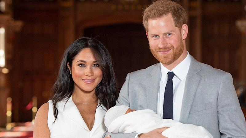 Meghan Markle, Amy Schumer and More New Celeb Moms Who Are Celebrating Their First Mother's Day