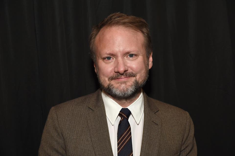 LOS ANGELES, CALIFORNIA - JANUARY 04: Rian Johnson attends the BAFTA Tea Party Presented by Jaguar Land Rover and BBC America on January 04, 2020 in Los Angeles, California. (Photo by Michael Kovac/Getty Images for BAFTA)