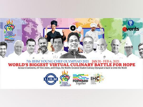 World's biggest culinary Olympiad
