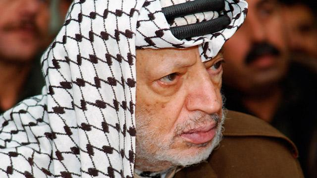 Yasser Arafat's Body to Be Exhumed