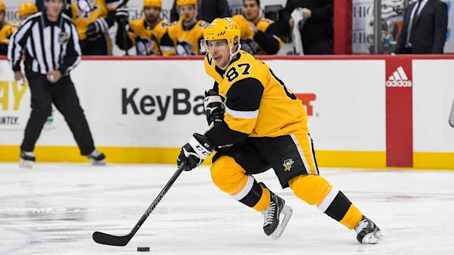 The Penguins just can't stay completely healthy. (Photo by Jeanine Leech/Icon Sportswire)
