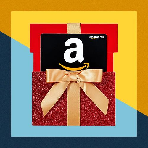 Amazon gift card, best Christmas gifts 2021