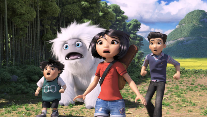Film-Abominable