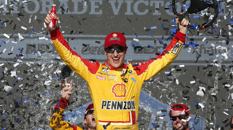 Head-to-head: Joey Logano vs. Denny Hamlin