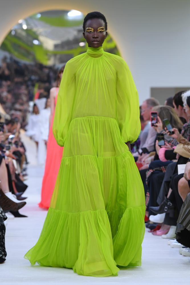 Part of Valentino's spring/summer 2020 collection