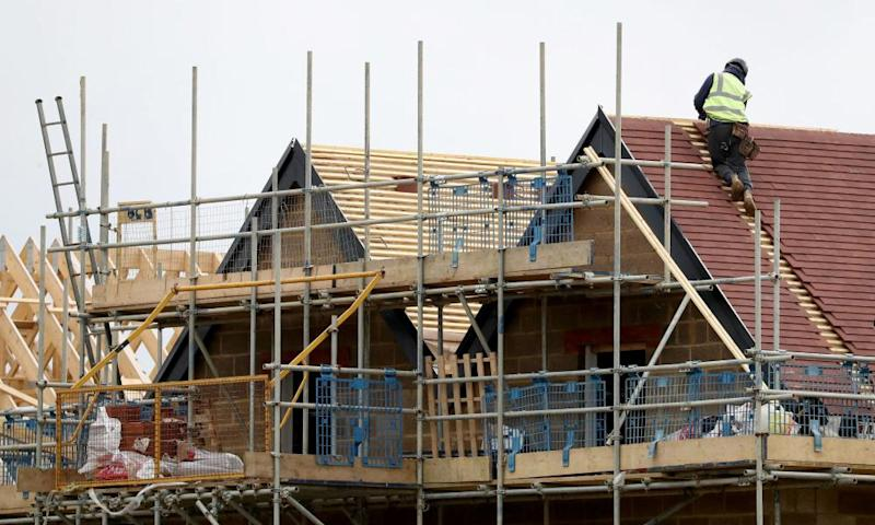 Tory councillors in revolt over plans to accelerate housebuilding